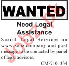 Legal Advisor & Lawyer Jobs 2021 in Lahore