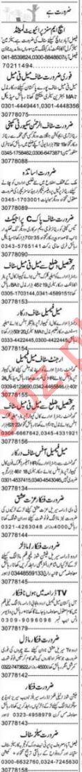 HR Officer & Assistant Supervisor Jobs 2021 in Faisalabad
