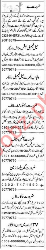 Office Assistant & Purchase Assistant Jobs 2021 in Lahore