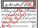 Khabrain Sunday Classified Ads 18 July 2021 for Hotel Staff