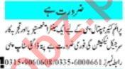 Mashriq Sunday Classified Ads 18 July 2021 for Medical Staff