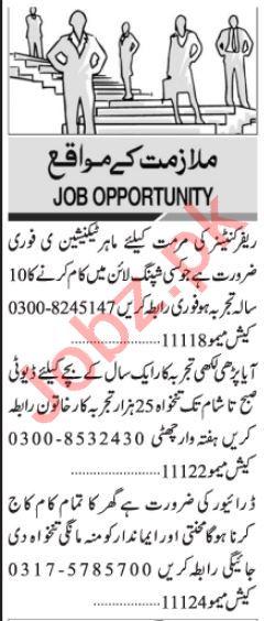 Finance Manager & Accountant Jobs 2021 in Karachi