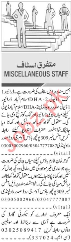 Branch Manager & Assistant Supervisor Jobs 2021 in Islamabad