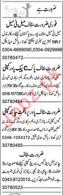 Graphic Designer & PHP Developer Jobs 2021 in Peshawar