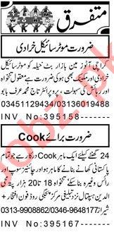 AC Technician & UPS Electrician Jobs 2021 in Peshawar