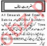 Relationship Officer & Real Estate Manager Jobs 2021