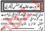 Tailor Master & Ladies Helper Jobs 2021 in Multan