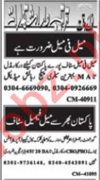 Assistant Supervisor & Promotion Officer Jobs 2021 Islamabad