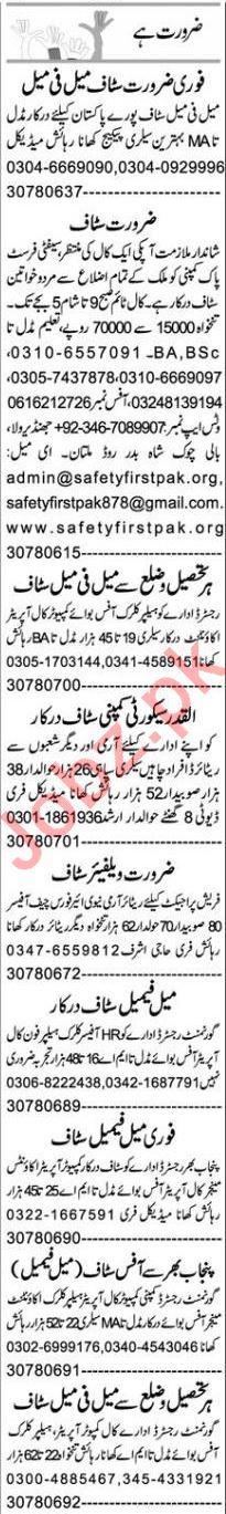 Hardware Technician & PHP Developer Jobs 2021 in Multan