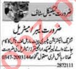AC Technician & CCTV Operator Jobs 2021 in Lahore
