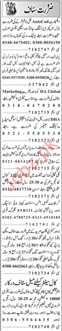 Assistant Accounts Manager & Accountant Jobs 2021 in Lahore