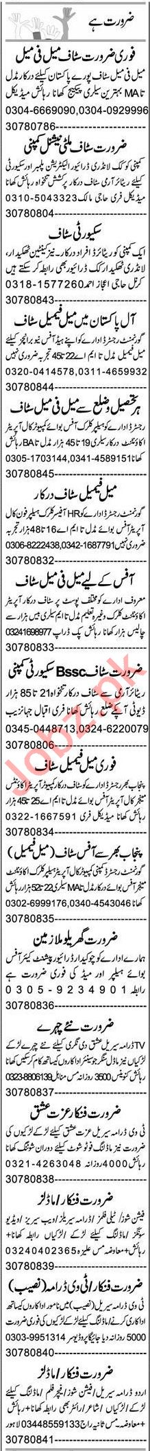Admin Manager & Purchase Assistant Jobs 2021 in Gujranwala