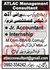 Junior Accountant & Accountant Jobs 2021 in Mansehra