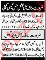Electrician & Plumber Jobs 2021 in Abbottabad