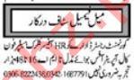 Receptionist & Telephone Operator Jobs 2021 in Multan