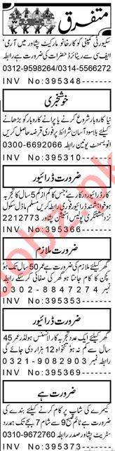 Security Coordinator & Caretaker Jobs 2021 in Peshawar