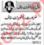 Assistant Manager & Cashier Jobs 2021 in Lahore