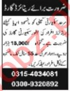 Sarhad Security Company Mansehra Jobs 2021 for Guards