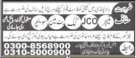 Fast Food Company Jobs 2021 in Rawalpindi