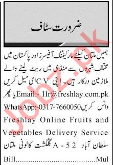Jang Sunday Classified Ads 1st August 2021 for Marketing
