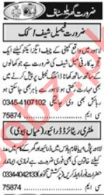 Khabrain Sunday Classified Ads 1st August 2021 for Domestic