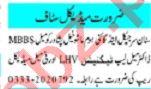 Mashriq Sunday Classified Ads 1st August 2021 for Medical