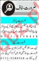 Sales Tax Officer & Sales Executive Jobs 2021 in Peshawar