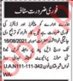 Painter & Denter Jobs 2021 in Multan