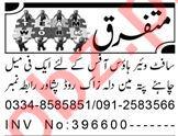 Network Administrator & Peon Jobs 2021 in Peshawar