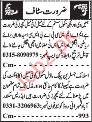 Female Accountant & Coordinator Jobs 2021 in Quetta