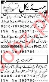 Medical Officer & Midwife Jobs 2021 in Peshawar
