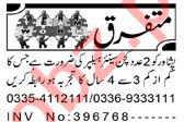 Kitchen Helper & Waiter Jobs 2021 in Peshawar