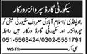 Daily Khabrain Security Staff Jobs 2021 in Islamabad