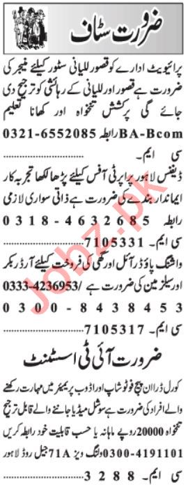 Cabinet Division Employees Cooperative Housing Jobs 2021