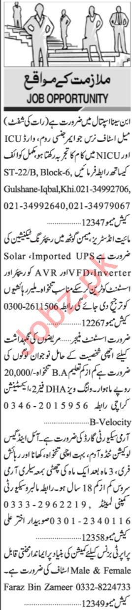 Site Supervisor & Promotion Officer Jobs 2021 in Hyderabad