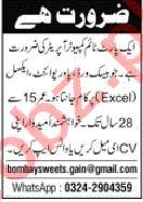 Computer Operator Job 2021 In Karachi