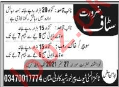 Times Institute Job 2021 In Multan