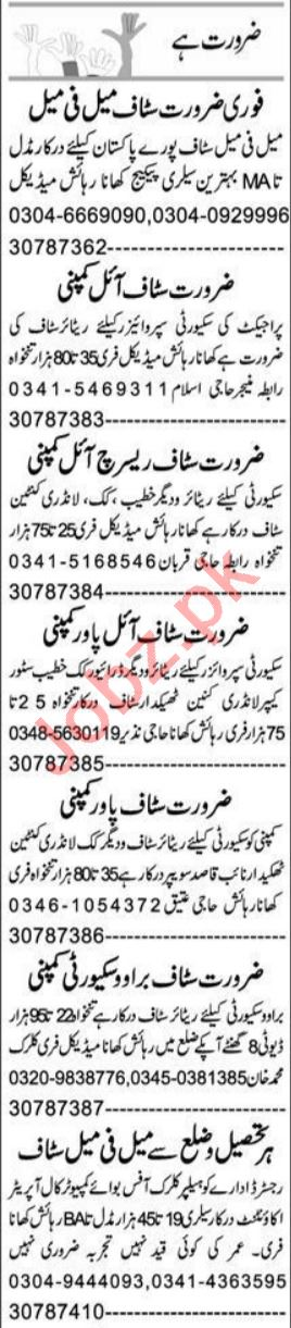 Business Manager & Executive Assistant Jobs 2021 in KPK
