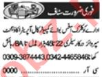 Computer Call Operator & Accountant Jobs 2021 in Lahore