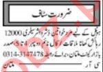 Dishwasher & Waiter Jobs 2021 in Multan