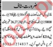 Computer Operator & Receptionist Jobs 2021 in Kohat