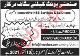 Medical Staff Jobs 2021 in Jhelum