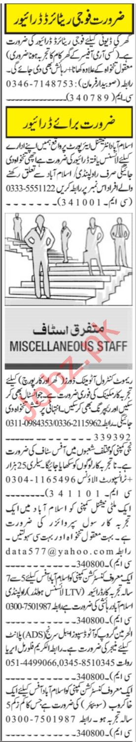 Assistant Manager & Accounts Officer Jobs 2021