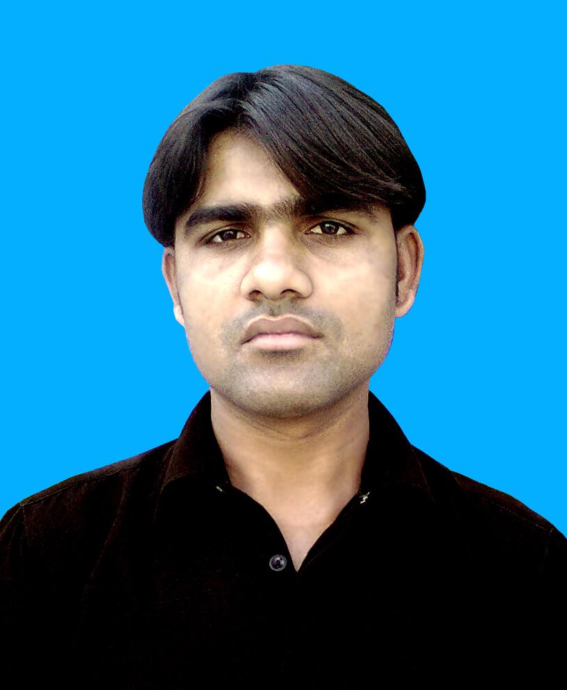 Kamran Basheer Chandio Photoshop