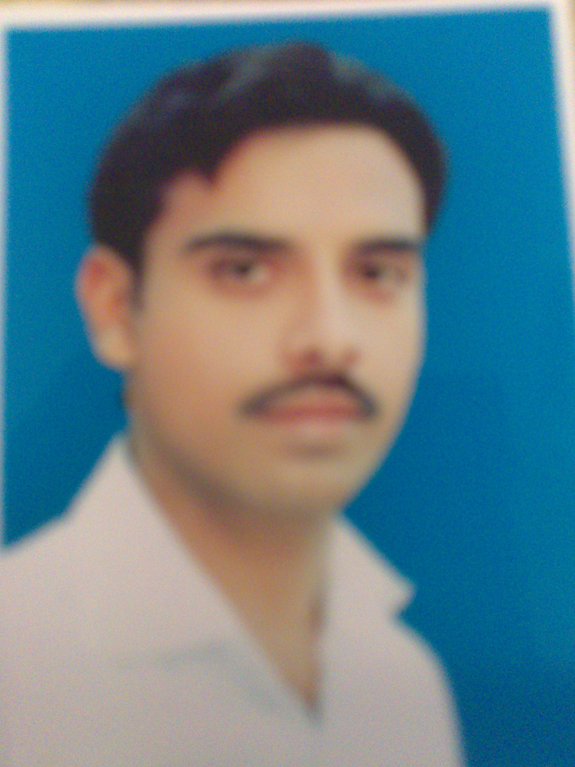 Muhammad Waqas Biology
