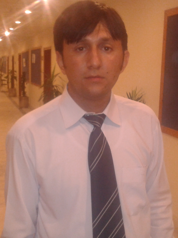Sajid Ali Unity 3D