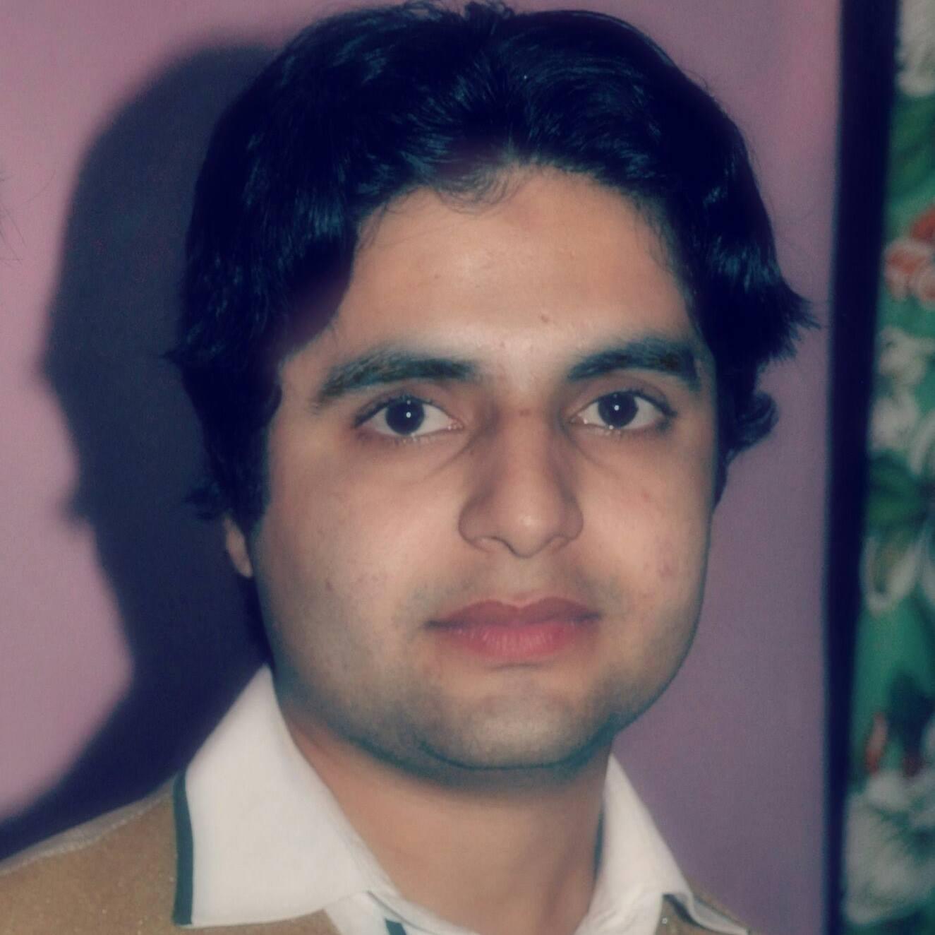 Ghulam Mustafa Wordpress