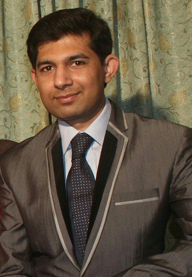 Ali Waqas Microsoft