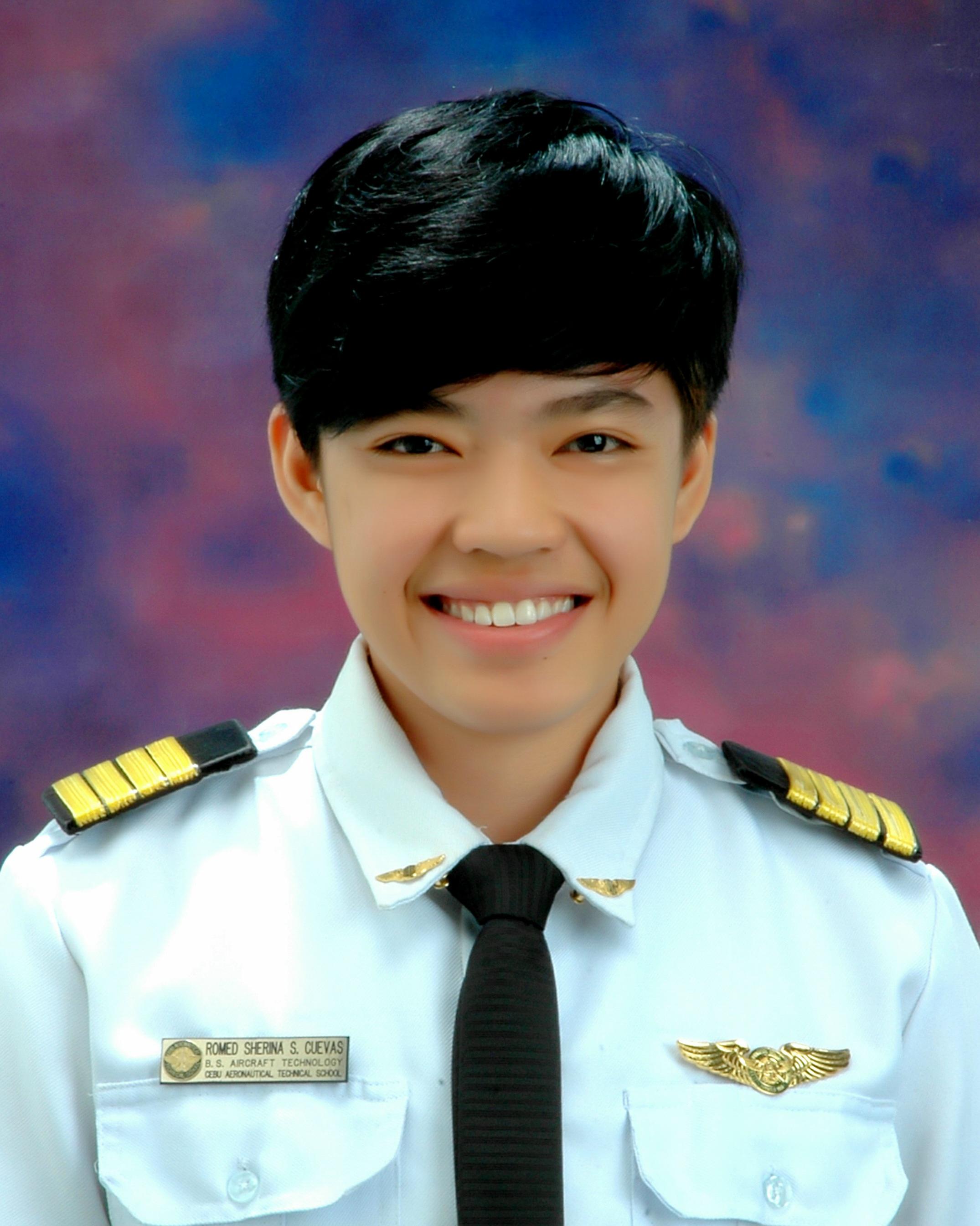 Romed Sherina Cuevas Word, Aeronautical Engineering, Aerospace Engineering, English (US), Powerpoint