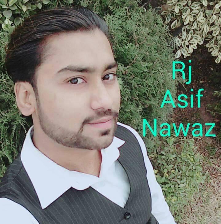 Asif Nawaz Voice Talent